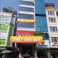 Cho thuê nhà mặt phố Tây Sơn, diện tích 110m2 x 8 tầng, có hầm, mặt tiền 5,5m