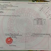 Cô Hiếu bán 92m2 đất mặt tiền Võ Văn Bích, sổ hồng như hình, xây dựng ngay, 1,6 tỷ