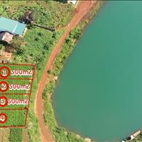 Khu nghỉ dưỡng 500 - 2000m2 view mặt hồ, cách trung tâm Bảo Lộc 5km