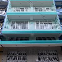 Bán nhà mặt tiền đường Ung Văn Khiêm, 1 trệt 3 lầu, nhà mới, trung tâm thương mại