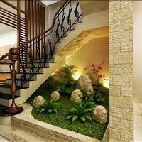 Bán nhà 2 lầu bờ hồ Huỳnh Cương, phường An Cư, nhà mới đẹp, thiết kế hiện đại