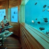 Căn hộ 7 sao dát vàng nằm dưới mặt nước biển đầu tiên tại Việt Nam