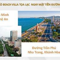 Chính chủ cần bán lô góc 02 mặt tiền dự án Cửa lò Beach Villa - Vinh - Nghệ An, giá đầu tư