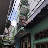 Bán nhà sát chợ Bình Long, 1 trệt + 2 lầu, 4 phòng ngủ, 3WC, Bình Hưng Hòa A, Bình Tân