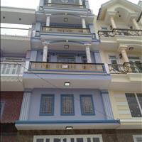 Bán nhà 4 tấm đường Tây Lân -Bình Trị Đông A - Bình Tân, 96m2, sổ hồng riêng - giá 1 tỷ 750 triệu