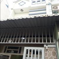 Nhà bán Quận 12, đường Nguyễn Văn Quá gần nhà hàng Đông Phương, 4x13,8m (55m2), 1 tỷ 670 triệu