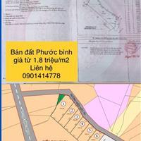 Bán đất hẻm ô tô Phước Bình Long Thành, cách Quốc Lộ 51 2km giá từ 1.85 triệu/m2