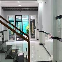 Nhà bán Bà Điểm đối diện trung tâm văn hóa Quận 12, Nguyễn Ảnh Thủ, 4x12.5m giá 1,23 tỷ có sổ riêng