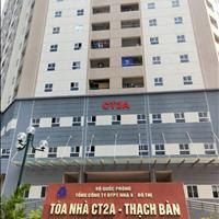 Thông báo 05 suất cuối cùng dự án CT2A Thạch Bàn giá 12,226 triệu/m2