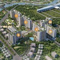 Căn hộ xanh chuẩn Singapore – Pi City High Park