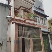 Nhà 2 mặt hẻm, 40m2, 2 phòng ngủ, 2WC, đường Âu Cơ, phường 10, quận Tân Bình