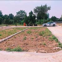 Lô đất 90m2 hai mặt tiền 6xx triệu ở Tân Xã, đối diện công nghệ cao - Hòa Lạc sẵn sổ đỏ
