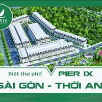 Biệt thự phố Sài Gòn - Thới An, mặt tiền Quốc Lộ 1A, đối diện Ủy ban Nhân dân Quận 12