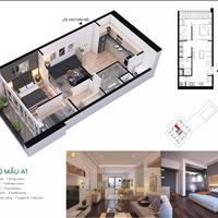 Chính chủ bán căn hộ 2 phòng ngủ Center Point - Cầu Giấy, 52m2, giá chỉ 37 triệu/m2