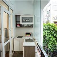 Cho thuê căn hộ dịch vụ, chung cư đủ đồ, giá 5,9tr/tháng, có ban công, ở Hoàng Ngân, Trung Hòa