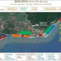 Cần bán gấp lô đất thương mại - Dịch vụ, mặt tiền đường ven biển