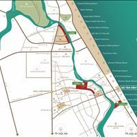 Dự án đất nền cuối cùng nằm ven sông Cổ Cò đối diện khu giải trí hàng đầu Đông Nam Á Cocobay