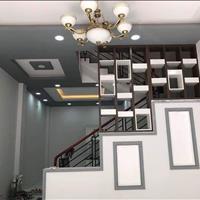 Cần bán nhà còn mới trên đường Nguyễn Ảnh Thủ, sát cây xăng Hưng Lân, 4x11m (44m2), 768 triệu