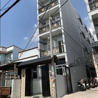 Bán gấp căn nhà 1 trệt 3 lầu gần Aeon Tân Phú, cuối Tân Kỳ Tân Qúy, 1,83 tỷ sổ hồng