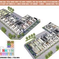 Siêu phẩm ki ốt DV13 lô góc N02 Ecohome 3 ra hàng từ 39 triệu/m2