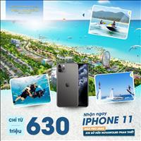 Cơ hội nhận ngay siêu phẩm Iphone 11 Max Pro 256G thời thượng khi sở hữu Novaworld Phan Thiết