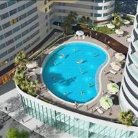 Chính chủ bán căn hộ 1PN - 49.9m2 (thiết kế giống 61.5m2) view biển tại dự án Gateway Vũng Tàu