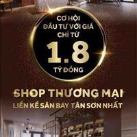 Shop thương mại đẳng cấp 5 sao, không gian xanh và chuẩn Tây Âu