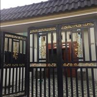 Cần bán gấp căn nhà một trệt một gác lửng gần chợ Tân Phước Khánh gần trường các cấp 1, 2, 3