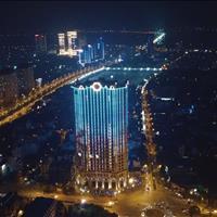 Bán căn góc diện tích 152.91m2, trần cao 4.5m, ban công Đông Bắc - Đông Nam, view trọn Hồ Tây