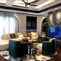 Bán căn hộ Penthouse D1 Mension, 2 tầng, 388m2, view thành phố, 5 phòng ngủ, nội thất 5 sao