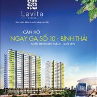Bán gấp căn hộ Lavita Garden A7 tầng 11 diện tích 68.67m2 tháng 11/2019 giao full nội thất A-Z