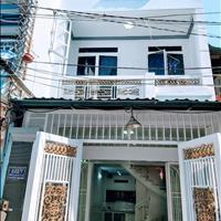 Cần bán nhà đúc 1 lầu, ngay đường Nguyễn Văn Lượng, hẻm xe hơi, giá có thương lượng
