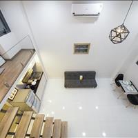 Căn hộ ngay cầu Tân Thuận mới xây có gác full nội thất hiện đại