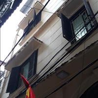 Bán nhà phố Trương Định, Hoàng Mai, 45m2 x 4 tầng, mới đẹp, 3,95 tỷ
