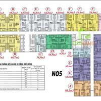 Mở bán nhà ở xã hội  EcoHome 3 tòa N05 - căn vào tên trực tiếp