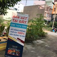 Cần bán đất hẻm xe hơi 633 Hồng Bàng, Phường 6, Quận 6, có sổ đỏ, giá 5,17 tỷ