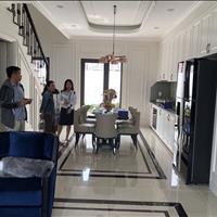 Biệt thự mới xây, đường Hùng Vương, phường 6, Tân An, 6x20m, chính chủ bán, sổ hồng hoàn công