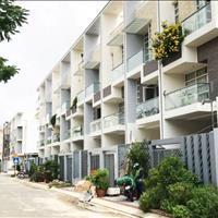Bán nhà Jamona Golden Silk Bùi Văn Ba - Nhà phố căn góc 7x18m, giá 10,5 tỷ