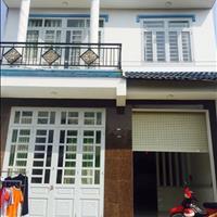 Bán nhà riêng 1 trệt 1 lầu, sổ hồng riêng, diện tích 208m2 mặt tiền Đỗ Văn Dậy, Hóc Môn