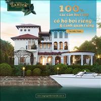 Saigon Garden Riverside - Biệt thự bên sông, hàng hiếm giữa Sài Gòn, đẳng cấp, độc tôn, khác biệt