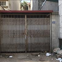 Bán nhà cấp 4 có 2 mặt đường ô tô, đường Nguyễn Khánh Toàn, Cầu Giấy, giá tốt