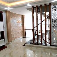 Nhà mới, diện tích chuẩn 4x12m, Lê Quang Định, phường 7, Bình Thạnh