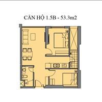 Giải mã sức hấp dẫn đặc biệt của căn hộ 53,3 m2 - Mipec Rubik 360 (122 Xuân Thủy)