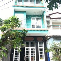 Cho thuê nhà 1 trệt 2 lầu - Tân Thới Nhất 1, quận 12, 7 triệu/tháng
