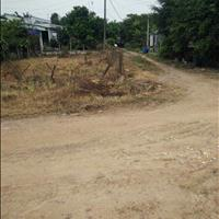 Bán lô đất góc 2 mặt tiền đường đất (đang làm nhựa)