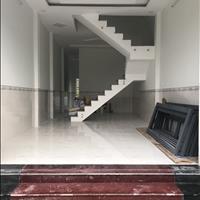 Bán nhà lầu mới 3 phòng ngủ mặt tiền đường nhựa thành phố Thủ Dầu Một giá rẻ 2 tỷ 350 triệu