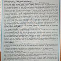Mở bán Melody City - khu F Kim Long giai đoạn 1, đối diện với New Vincom