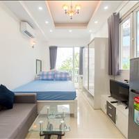 Căn hộ 1 phòng ngủ full nội thất bancol thoáng mát tiện nghi Lê Văn Sỹ Quận 3