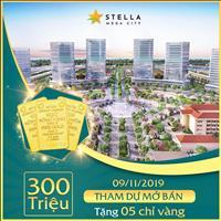 Tận hưởng hệ thống tiện ích đầy đủ tiện nghi khi sở hữu đất nền Stella Mega City
