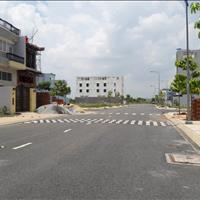 Đất mặt tiền đường gần bệnh viện Xuyên Á, giá 480 triệu, sổ hồng riêng có sẵn